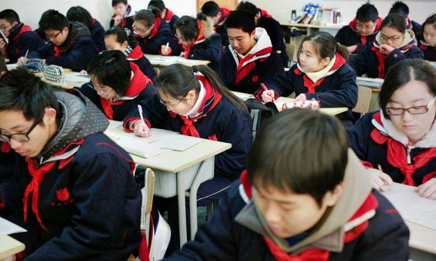 Le marché de l'éducation en Chine va doubler d'ici 2020