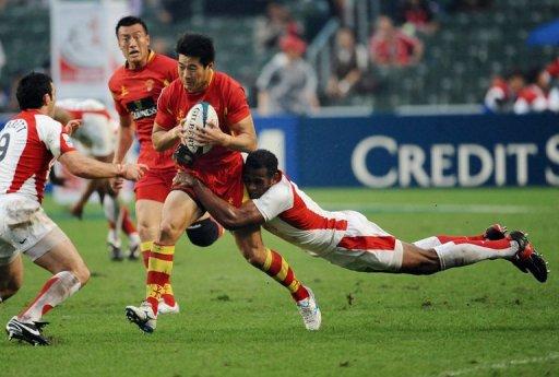 «Nous voulons développer le Rugby en Chine» Interview d' Aliquam  Académie