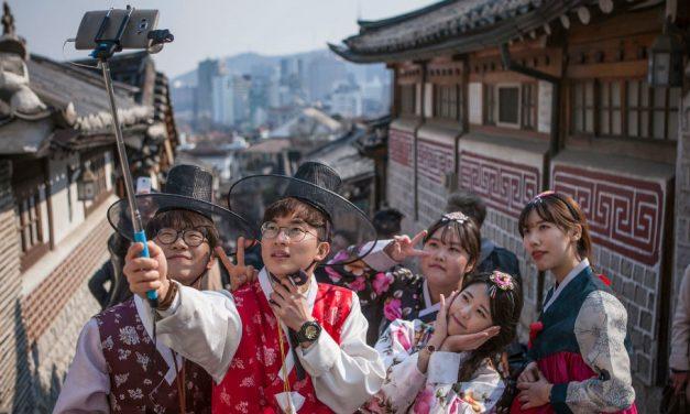 L'importance des touristes chinois à l'étranger