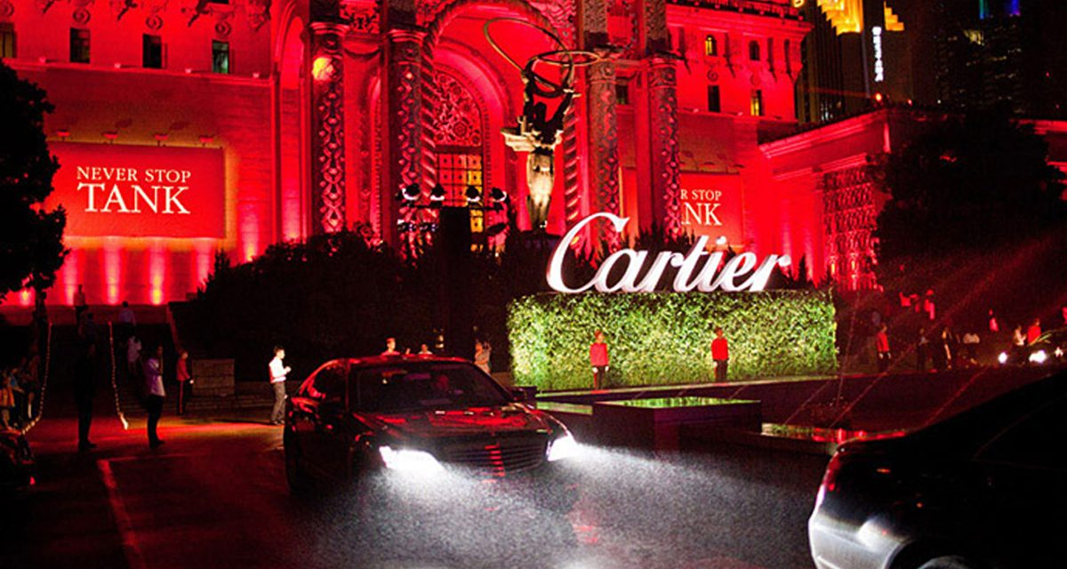 Cartier investit massivement sur Wechat
