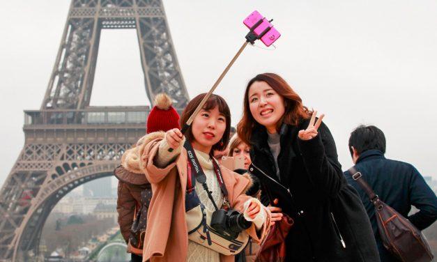 La Franceest la 12e destination favorite des Chinois
