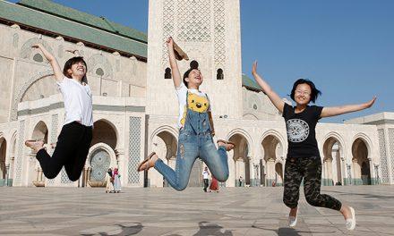 Le Maroc, la future destination africaine des touristes chinois