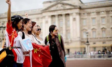 L'importance des touristes Chinois dans les pays étrangers