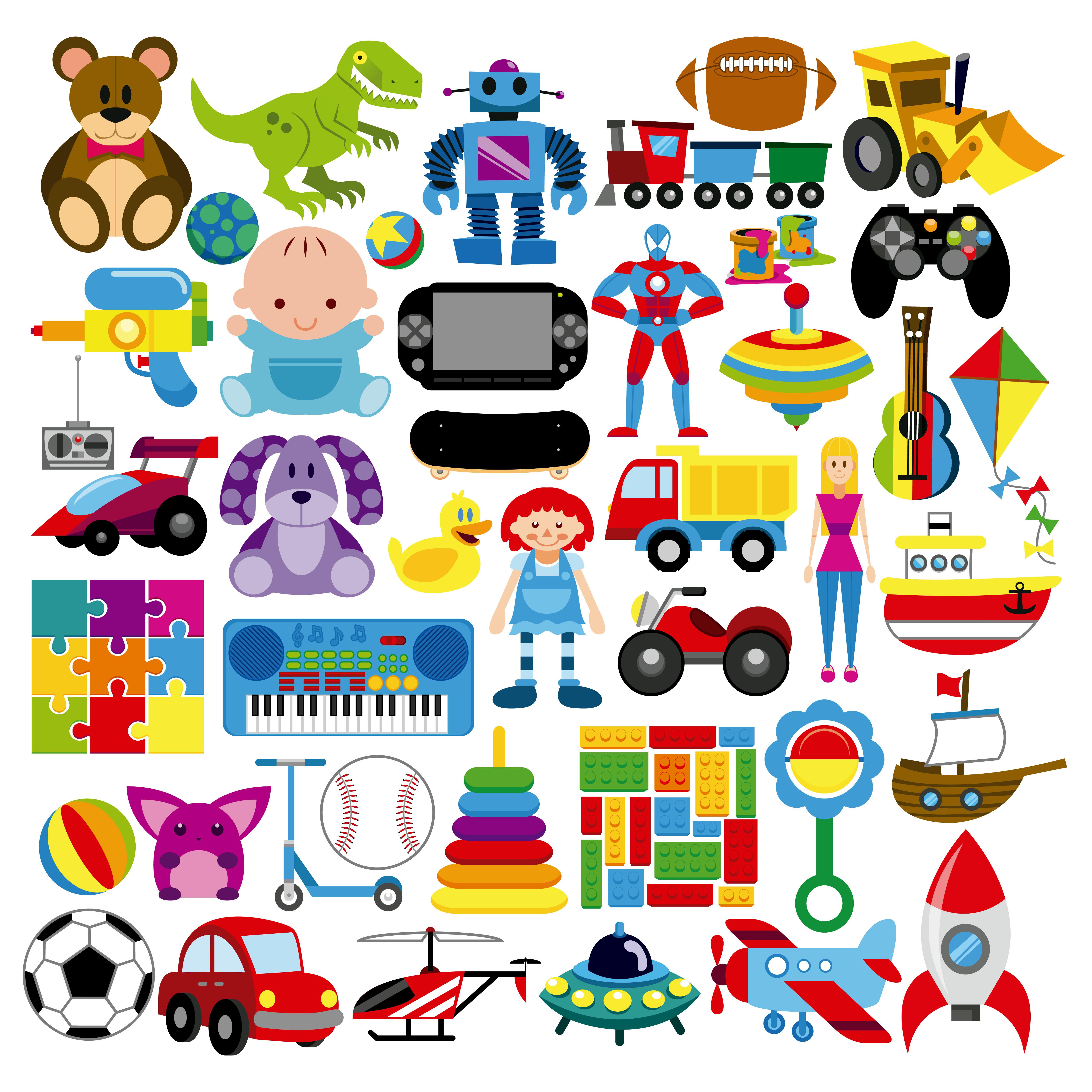 jouets sur le marché chinois