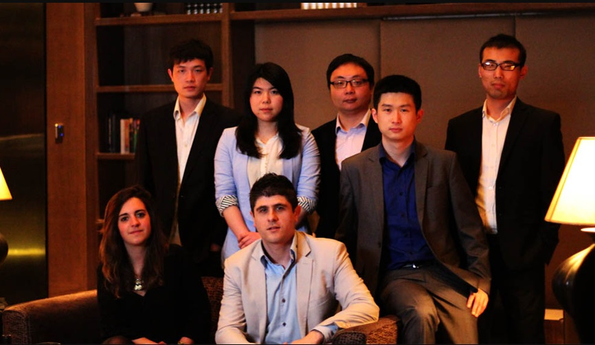 Startup China Mad men