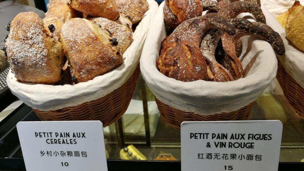 pain français