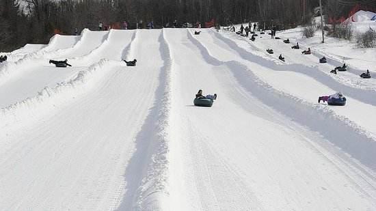 piste de ski chine