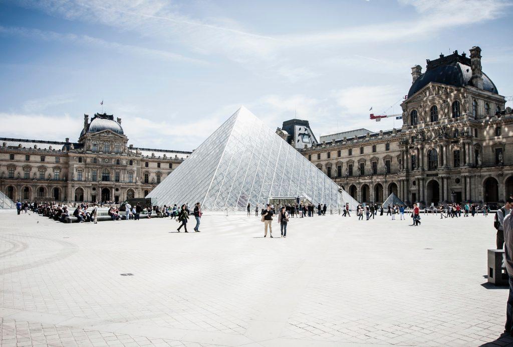 Paris Louvres tourisme