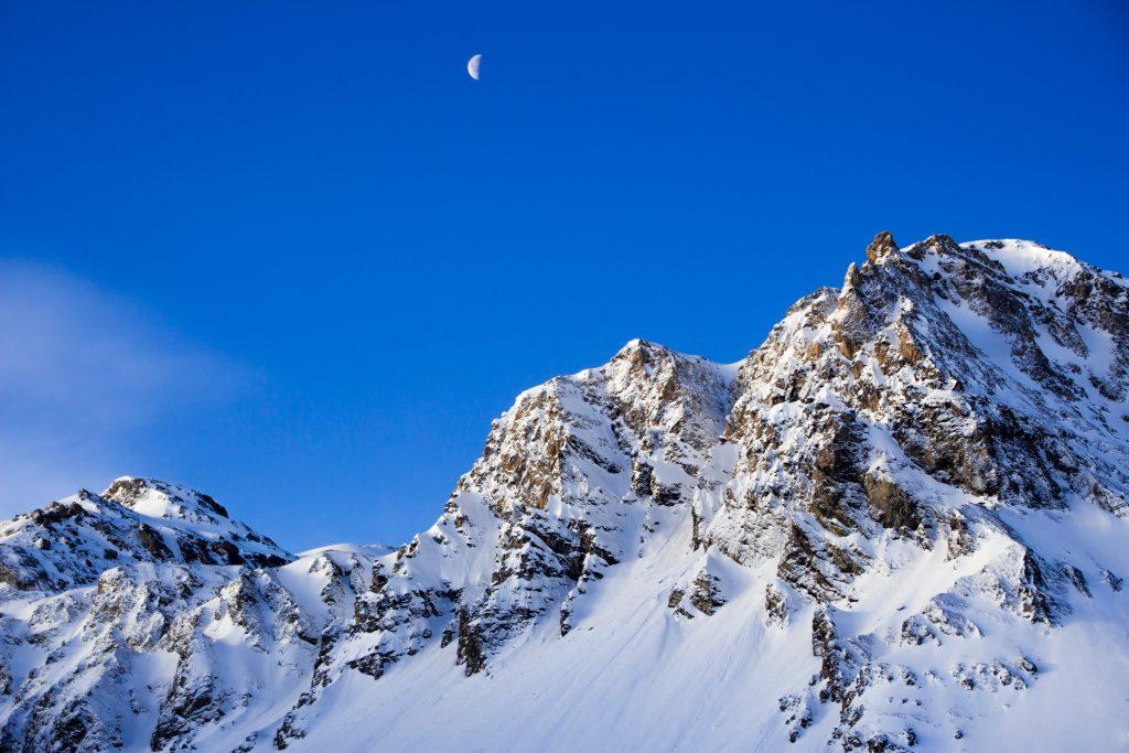 montagne suisse ski
