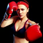 La boxe féminine devient le nouveau sport des chinoises!