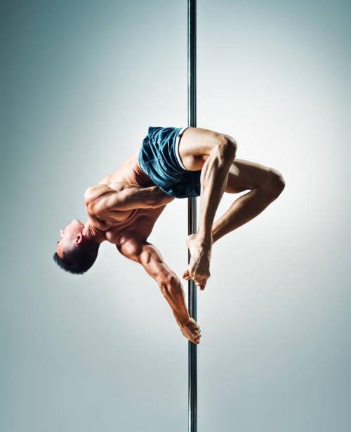 Pole Dance sport mixte