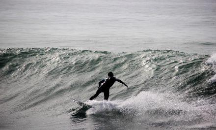 La vague du surf arrive en Chine