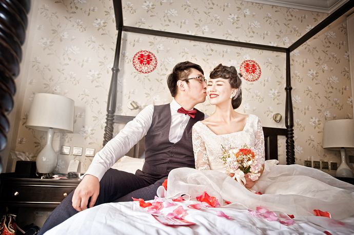 mariage traditionnel chinois