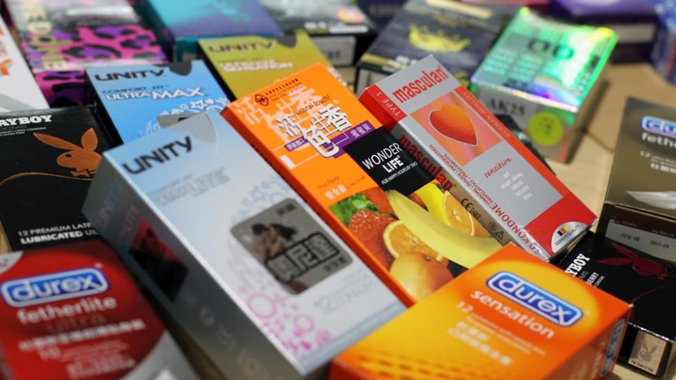 vente préservatif chine