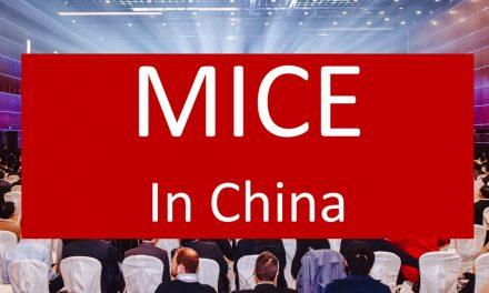La Chine est le 1er marché mondiale MICE