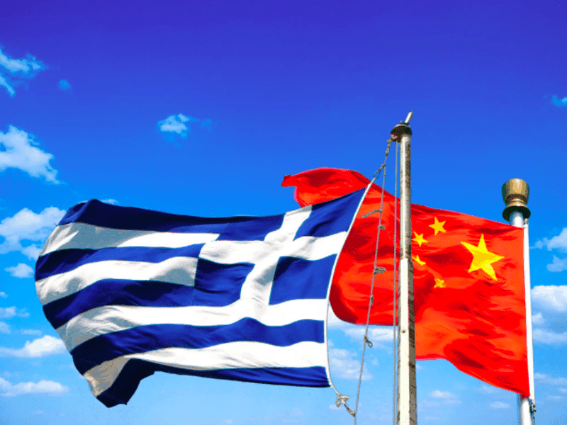 Greece China Tourism Partnership