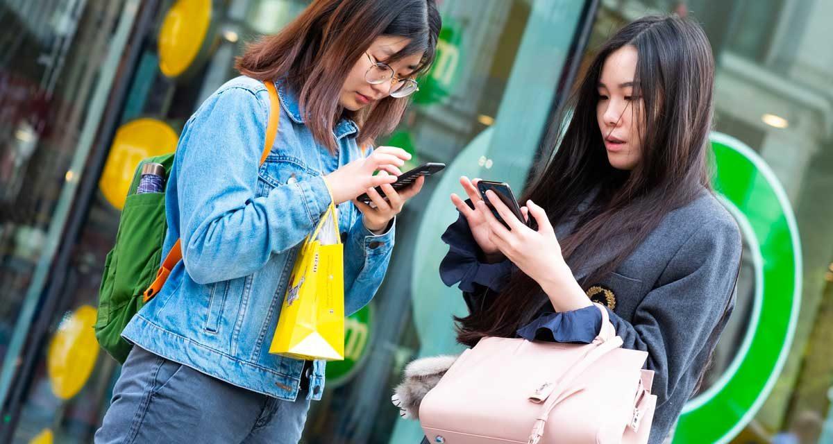 Top 5 des réseaux sociaux Chinois (en popularité)