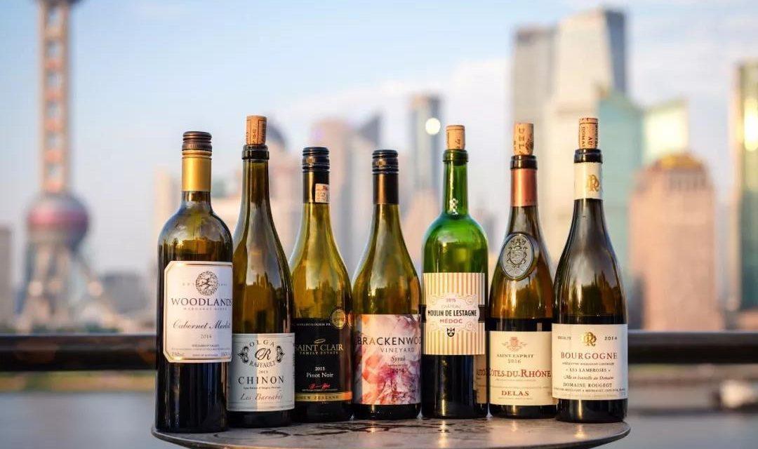 Le Marché du Vin en Chine en 2019