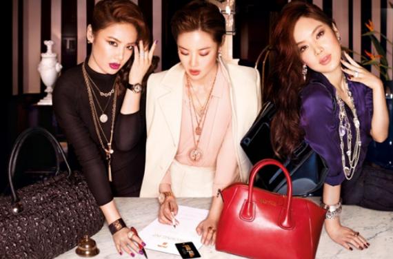 Les millénials chinois: de gros consommateurs de Luxe