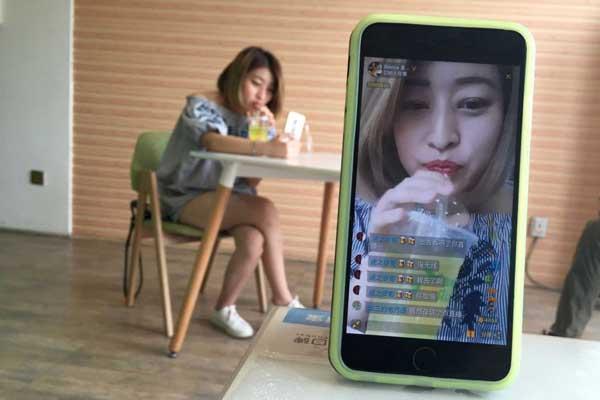 Xiaohongshu et le e-commerce Live streaming