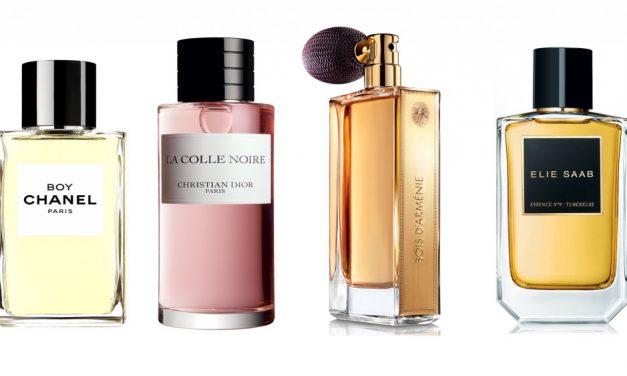 Le marché de la parfumerie en Chine