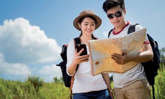 Les touristes chinois à l'étranger