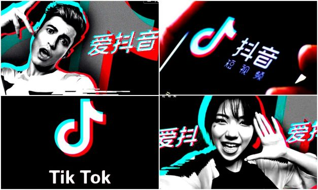 L'application TikTok / Douyin