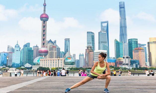L'industrie du Fitness et du Yoga en chine