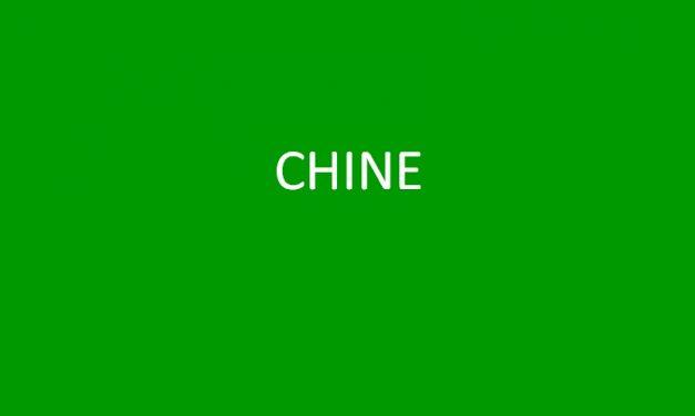 La Chine: vers une économie plus verte ?