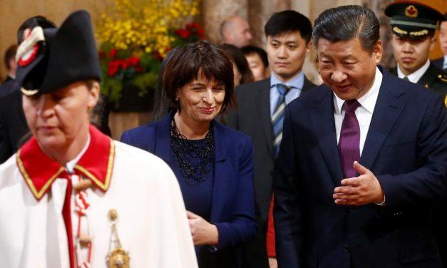 La Chine, un nouvel eldorado pour la Suisse