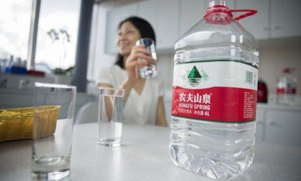 Le marché des eaux en bouteilles en Chine