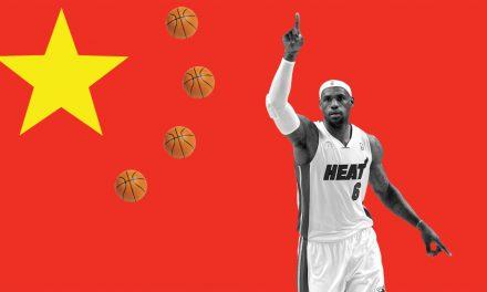La Chine, le nouvel Eldorado du basket