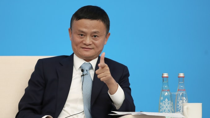 La liste des plus grosses fortunes en Chine