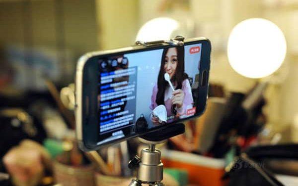 En Chine, le Live Streaming est en train de révolutionner le e-Commerce