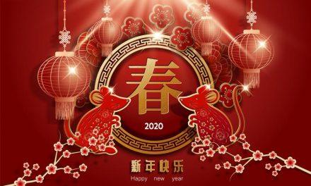 Comment les marques en Chine célèbrent le nouvel an Chinois 2020