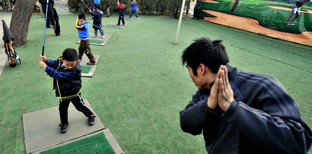 Les parents chinois, un nouveau moteur de consommation de luxe