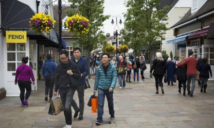 L'impact du coronavirus sur un centre commercial visité par des millions de touristes chinois