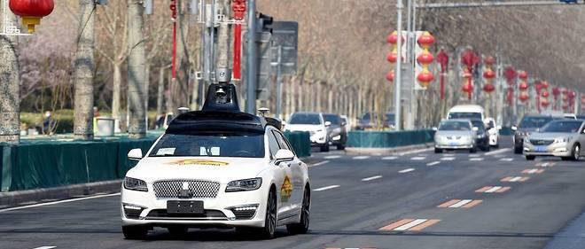 Le marché des véhicules autonomes en Chine offre de belles perspectives