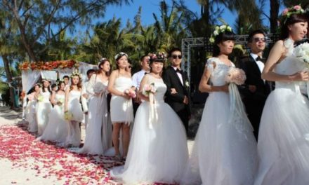 Le marché de la robe de mariée en Chine, une industrie fleurissante