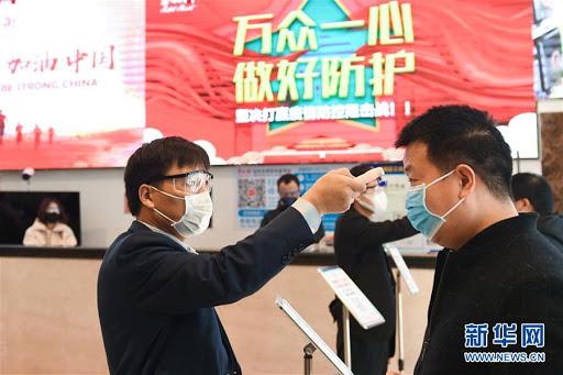 80% des grands magasins et supermarchés de Chine ont repris leurs activités après deux mois de fermeture