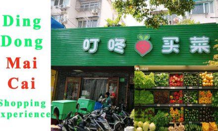 La startup Ding Dong Mai Cai leader de la livraison de l'épicerie en Chine