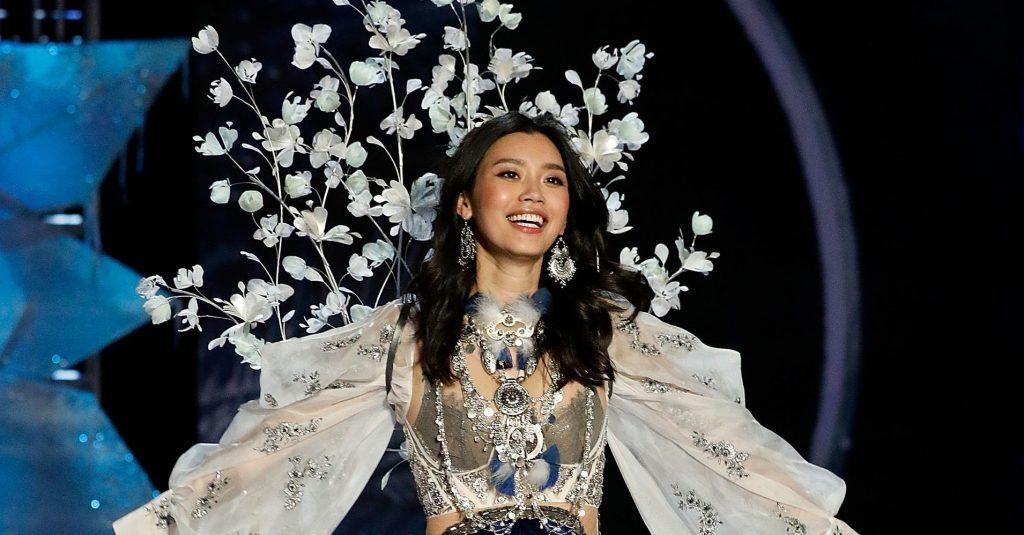 Ming Xi Victoria's Secret