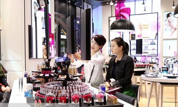 La Boom des ventes de cosmétiques en Chine après la crise épidémique