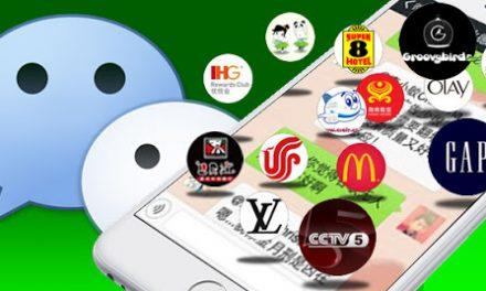 Les pages H5, le nouvel outil interactif sur WeChat