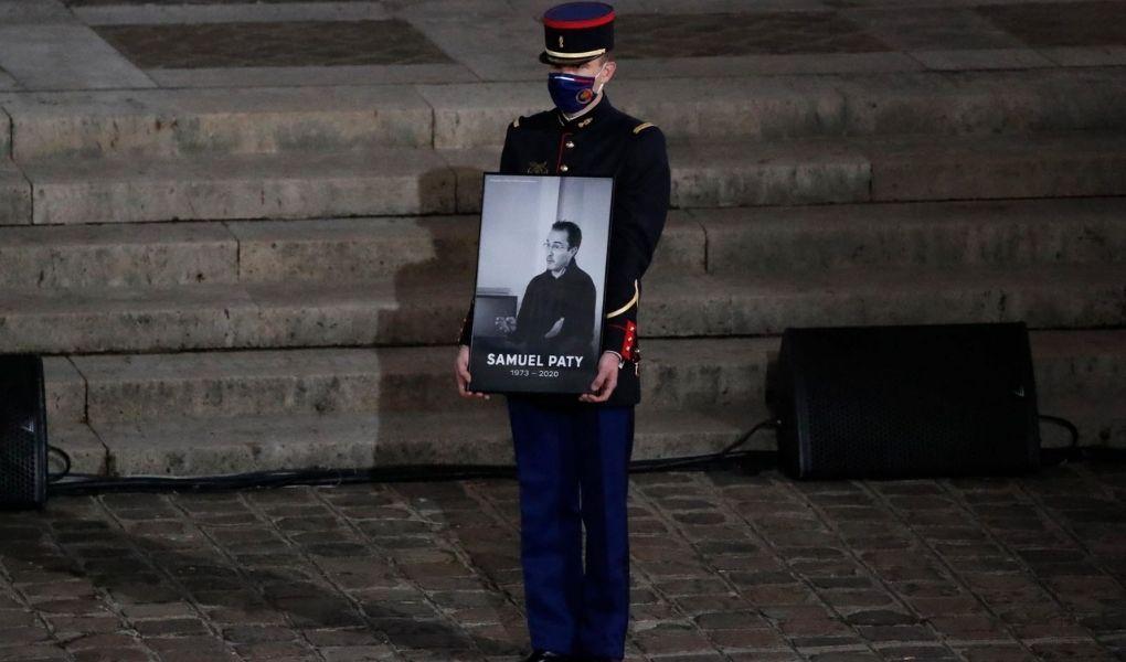 Assassinat de Samuel Paty, ce que pense la toile chinoise?