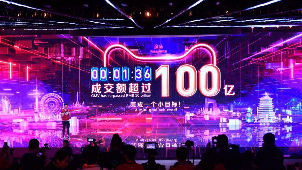 Les marques ont intensifié les efforts digitaux pour la «Journée des célibataires» en Chine?