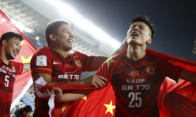 Combien gagne les joueurs de foot en Chine?