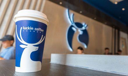 Luckin Coffee a dépassé Starbucks en tant que plus grande chaîne de café de Chine