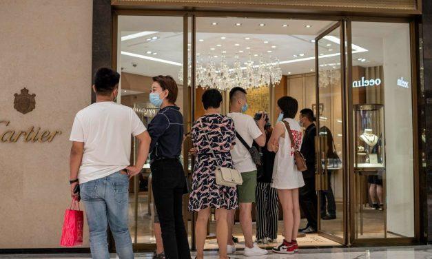 La joaillerie en Chine, le segment luxe qui connaîtra la croissance la plus rapide