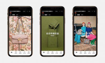 Gucci sur Tmall: décryptage de Marketing Chine